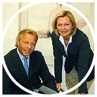 Partnervermittlung Angela & Marc Hiltbrand: Presse